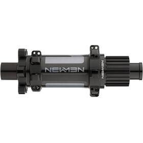 NEWMEN MTB Hinterradnabe 12x148mm 6-Bolt Shimano MicroSpline Gen2 black anodized/grey